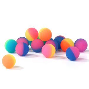 WELLGRO Flummi Frost Ø 24 mm - bunte Flummis, Springball, Mitgebsel, Tombola - Menge wählbar, Stückzahl:30 Stück