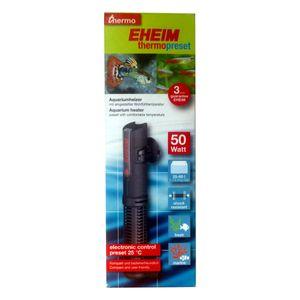 Jäger Eheim - ThermoPreset Aquariumheizer 50W