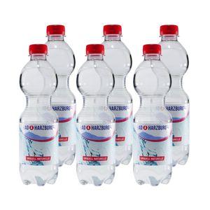 Bad Harzburger Naturelle Mineralwasser (6 x 0,5L)  3 L