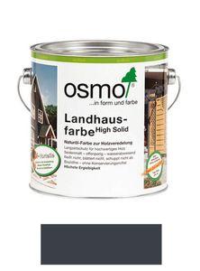 OSMO Landhausfarbe 2716 Anthrazitgrau 0,75L