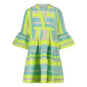 Devotion Mädchen Kleider in der Farbe Blau - Größe 140-146