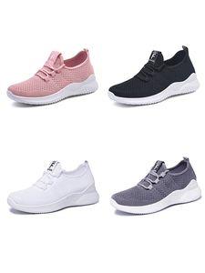 Frauen leichte Turnschuhe atmungsaktiv Weicher Sohle Sneakers,Farbe: Pink,Größe:38