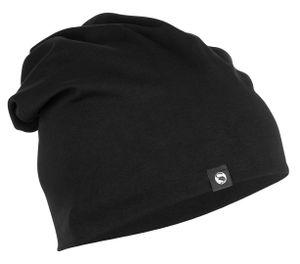 Stark Soul® Slouch Beanie Mütze Uni One Size Schwarz