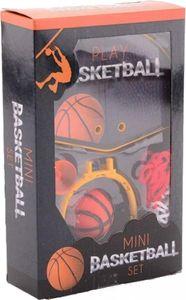 Johntoy mini-Basketballspiel mit Basketball in der Box