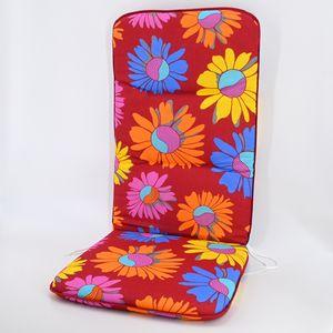 Best Freizeitmöbel Gartenmöbel Stuhl-Sitz-Auflage Hochlehner Sitzpolster Kissen