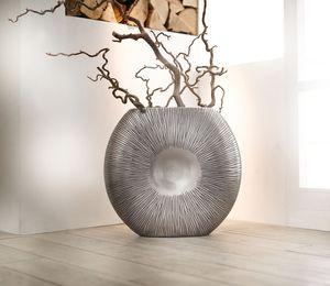 Bodenvase 'Edelglanz',schickes Design,dekorativer Hingucker aufwändig gearbeitet
