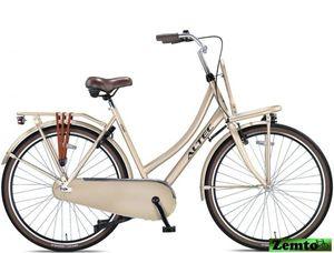 Altec Urban Damen Hollandrad 28 Zoll Transportrad hell Goldfarbig 57 cm