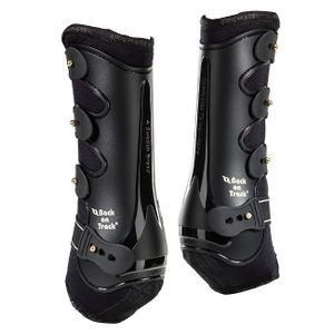 Back on Track Royal Work Boots - schwarz, Größe:Cob (M)