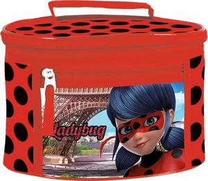 Ladybug Miraculous Kinder Beauty Case Kosmetikkoffer Kulturtasche Kosmetiktasche