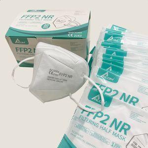 50 Stück FFP2  Atemschutzmaske mund und nasenschutz maske Behlefsmaske hygiene masken
