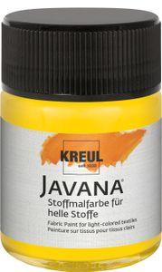 Javana Stoffmalfarbe für helle Stoffe Goldgelb