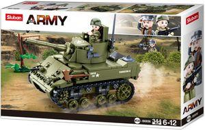 Sluban M38-B0856 - Allied Light Tank