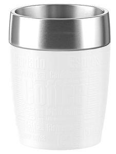 emsa Isolierbecher TRAVEL CUP 0,20 L. Manschette schwarz