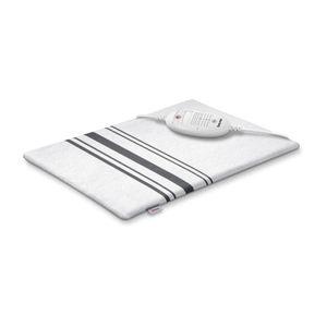 Beurer HK 25 Heizkissen, Farbe:Grau/Weiß