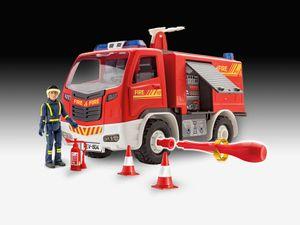 Revell Junior Kit Feuerwehr mit Figur