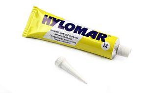 Hylomar M Dichtmasse - die dauerplastische Universaldichtmasse - 80 ml Tube inkl. Dosiertülle