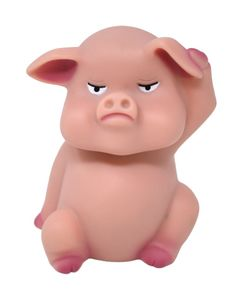 ORION Kühlschrankschwein Diätschweinchen PIGGY mit Lichtsensor