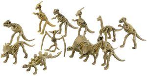Dinosaurier Skelett Figuren Kinder Spielzeug 12 Stücke