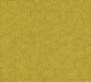 A.S. Création Vliestapete Four Seasons Tapete metallic gelb 10,05 m x 0,53 m 358958 35895-8