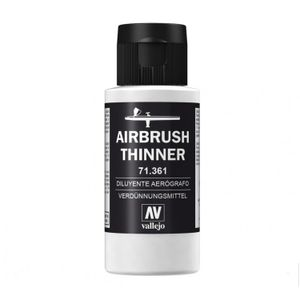 Vallejo | Airbrush Thinner , Inhalt:60 ml