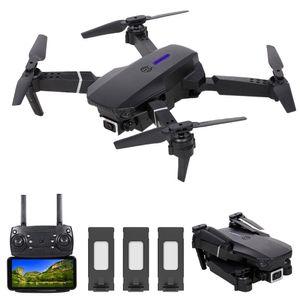 LS-E525 RC-Drohne mit Kamera 4K-Kamera WiFi-FPV-Drohne Headless-Modus H?he Halte Geste Foto Video Track Track 3D Filp RC Qudcopter