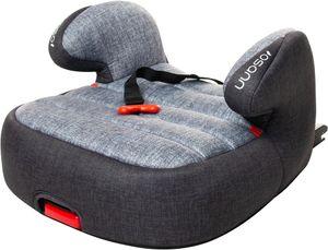 Osann Tango Isofix Sitzerhöhung Gruppe 3 (22-36 kg) Kindersitzerhöhung - Black Melange