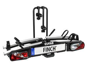 Eufab | Fahrradhalter, Heckträger Eufab Finch 2 abklappbar (11584)