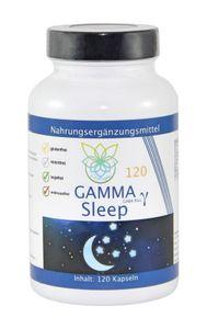 VITARAGNA® Gamma Sleep GABA 120 Kapseln mit Gamma-Aminobuttersäure
