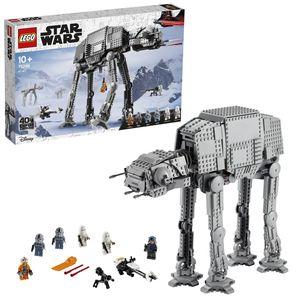 LEGO 75288 Star Wars AT-AT, Walker Spielzeug, Set zum 40. Jubiläum für Kinder und Erwachsene
