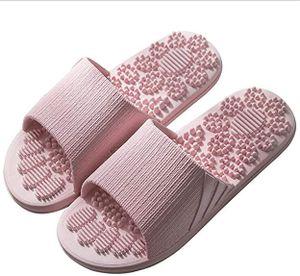 Unisex Erwachsene Fußmassage-Hausschuhe,Gr. 40-41