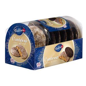Bahlsen Contessa Lebkuchen mit edelherbem Schokoladenboden 200g