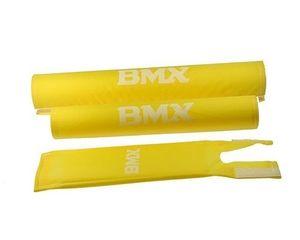 BMX Pads Set Gelb