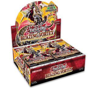 Yu-Gi-Oh! 'Blazing Vortex' 1st Edition englisch sealed box (24 Packs)