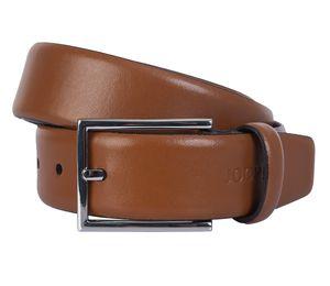 JOOP! Gürtel Herrengürtel Ledergürtel Herrenledergürtel Cognac 2329, Länge:95, Farbe:Braun
