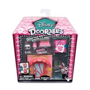 Disney Doorables - Jumbeaux's Café junior rosa/grau
