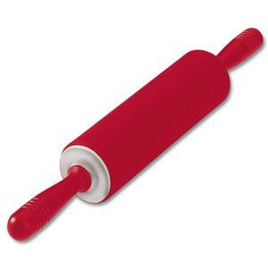 Kaiser 686134 Silikon-Backzubehör 'Kaiserflex-Red' Ø 6,8 cm, 25 cm lang, rot