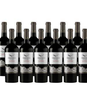 Rotwein Argentinien Cabernet Sauvignon  Trapiche - Oak Cask  Mendoza - trocken (12x0,75L)