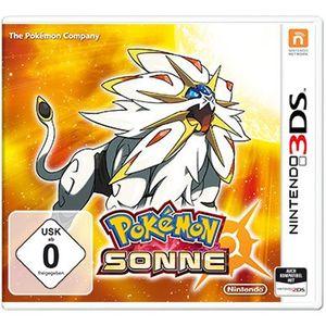 Pokémon Sonne - 3DS