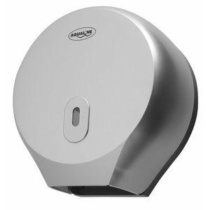 Toilettenpapierspender, grau
