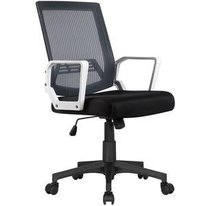 Yaheetech Bürostuhl Ergonomischer Schreibtischstuhl Drehstuhl Chefsessel Gaming Stuhl