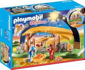 """PLAYMOBIL 9494 Lichterbogen """"Weihnachtskrippe"""""""