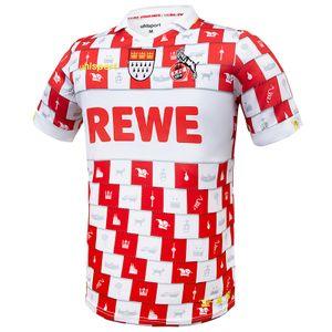 uhlsport 1. FC Köln Karnevalstrikot 2020/21 weiß/rot L