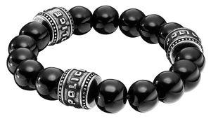 Police Kugel Armband schwarz PJ25530BSB.01 Celtic King