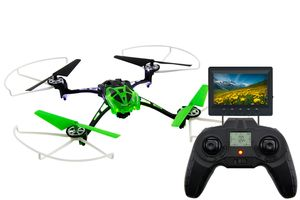 Rocket 250 3D FPV - 4 Kanal RTF Quadrocopter grün