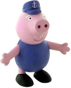 Peppa Pig - Spielfigur, Großvater