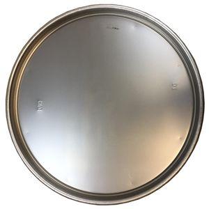 Fassdeckel Deckel 57cm ROH für Blechfass Ölfass Tonne Metallfass 210 Liter