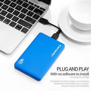 1TB Tragbare Externe Festplatte Datenspeicher Backups HDD, USB 3.0