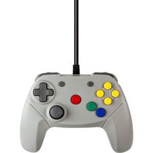 Nintendo 64 Under Control Wired Controller - 2M - Grau