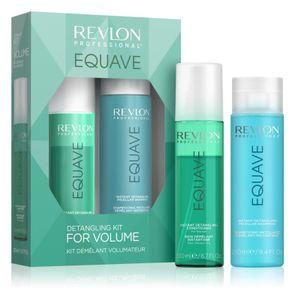 Revlon Equave Volume Shampoo und Pflegepaket