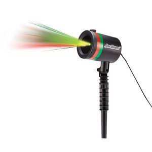 Star Shower Laserlicht-System  mit 3D-Effekt für innen und außen